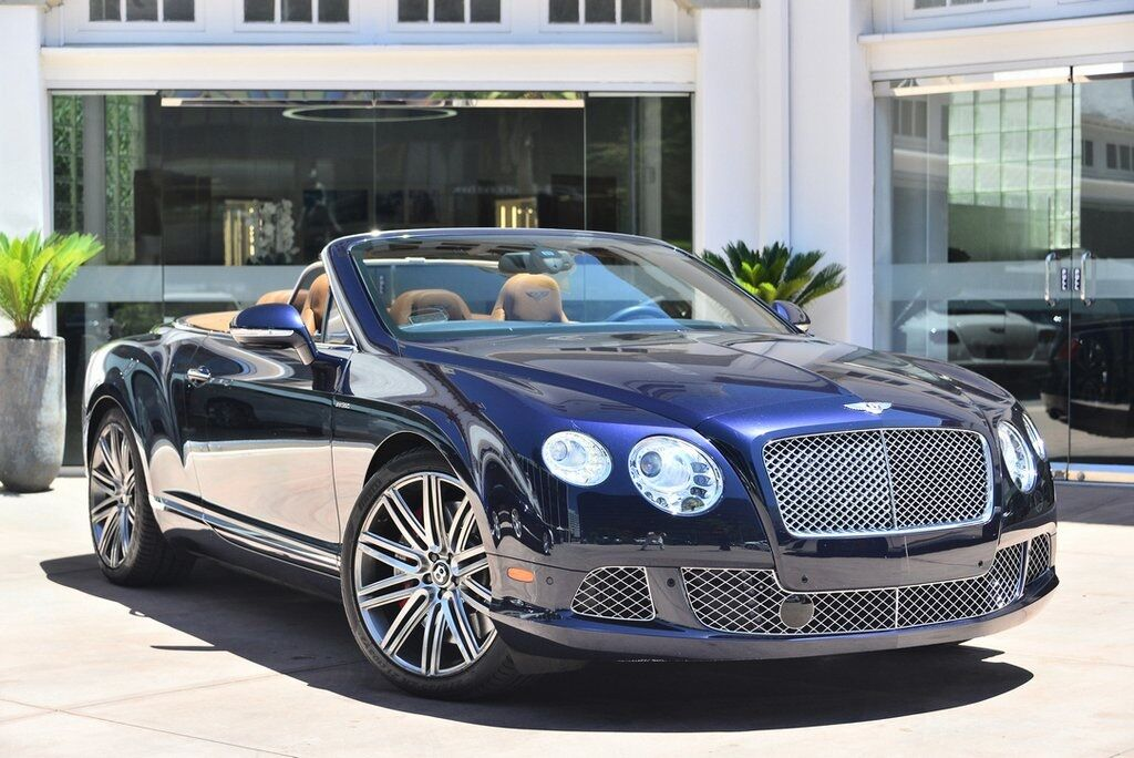 2014 Bentley Continental Speed Speed