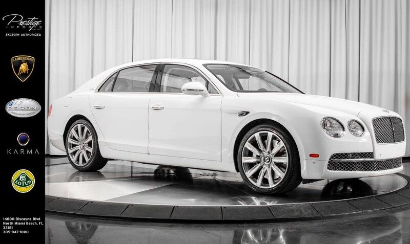 2014_Bentley_Flying Spur__ North Miami Beach FL