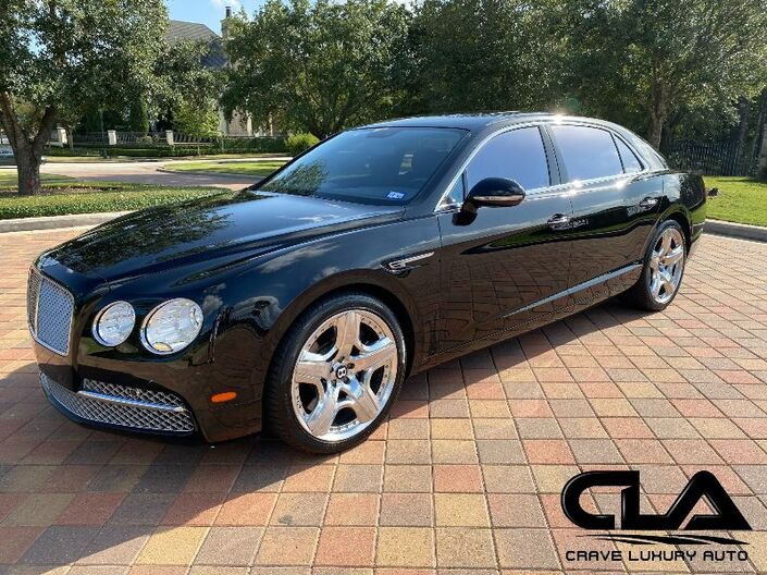 2014 Bentley Flying Spur  The Woodlands TX