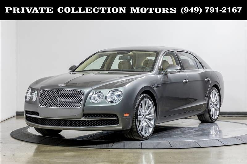 2014 Bentley Flying Spur 1 Owner Clean Carfax Costa Mesa CA