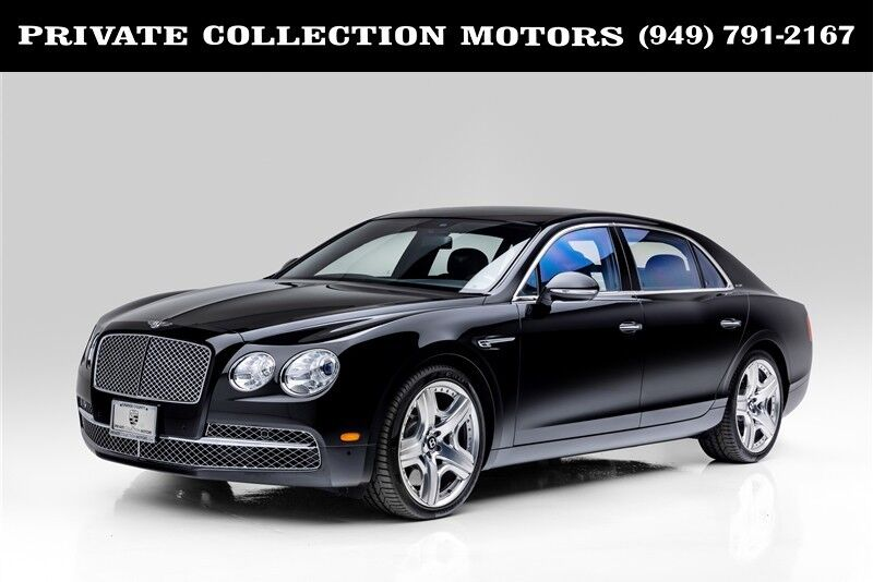 2014_Bentley_Flying Spur_Mulliner One Owner Clean Carfax_ Costa Mesa CA