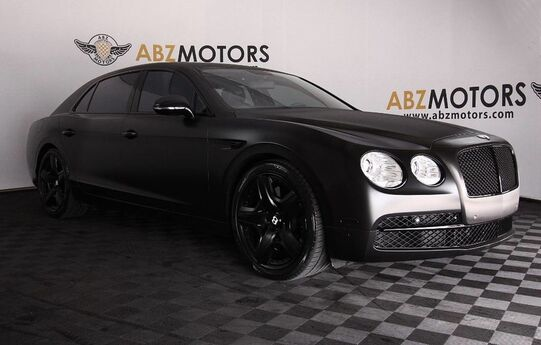 2014 Bentley Flying Spur Mulliner Package,Navigation,Rear View Camera,AC/Heated Seats,Rear Shades,RearReclining Seats Houston TX