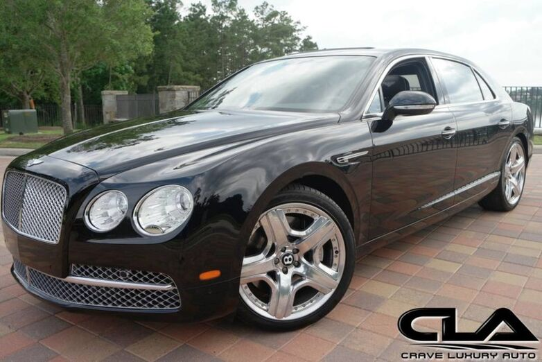 2014 Bentley Flying Spur Mulliner The Woodlands TX