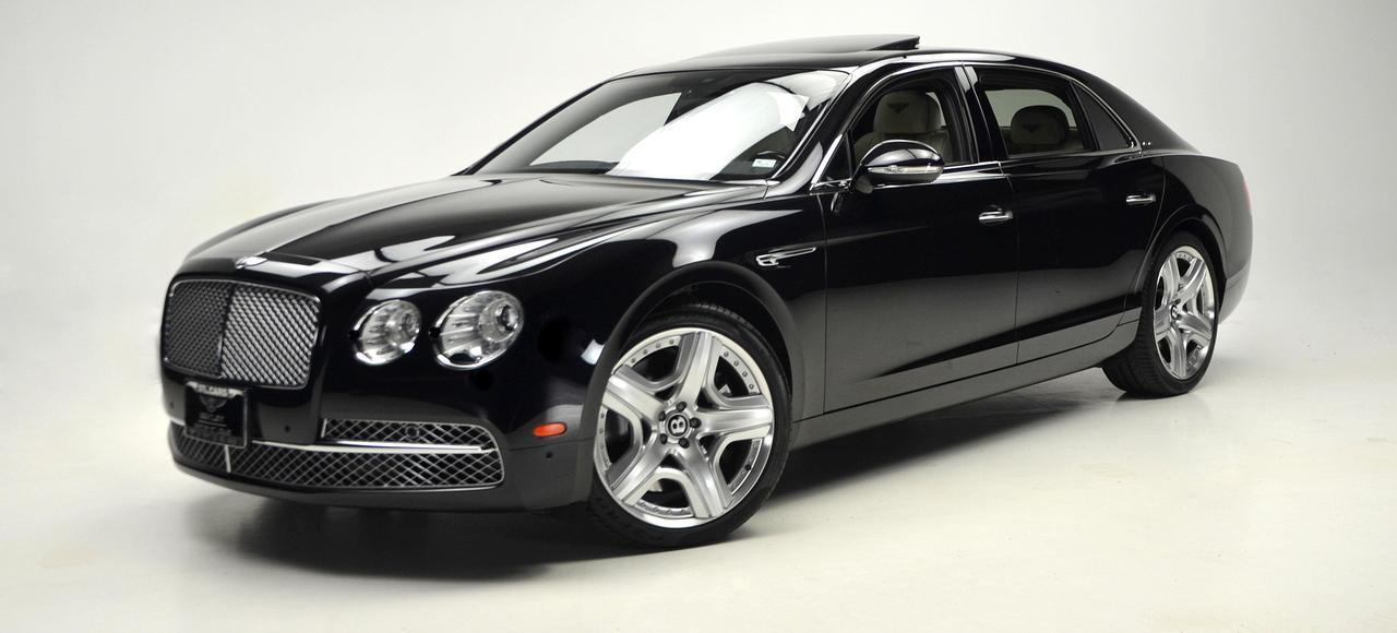 2014 Bentley Flying Spur W12 Mulliner Driving Specification
