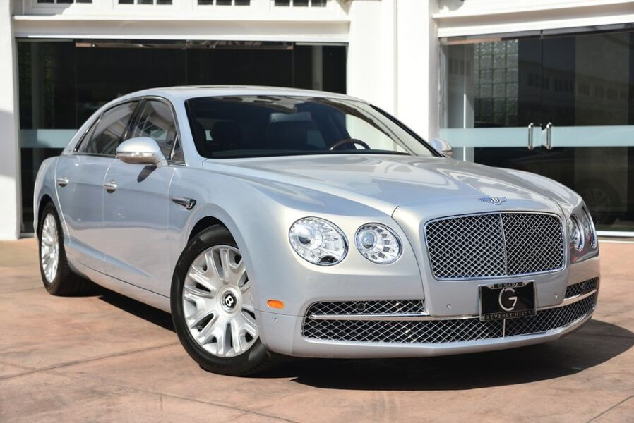 2014_Bentley_Flying Spur__ Beverly Hills CA