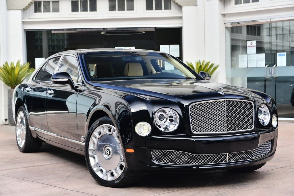 2014 Bentley Mulsanne Lawrence KS