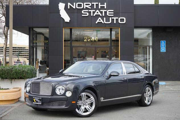 2014_Bentley_Mulsanne__ Walnut Creek CA