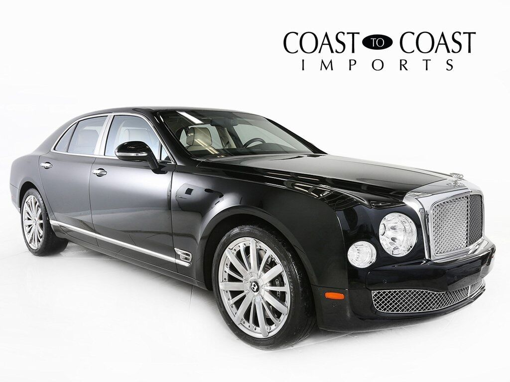 2014 Bentley Mulsanne Base Indianapolis IN