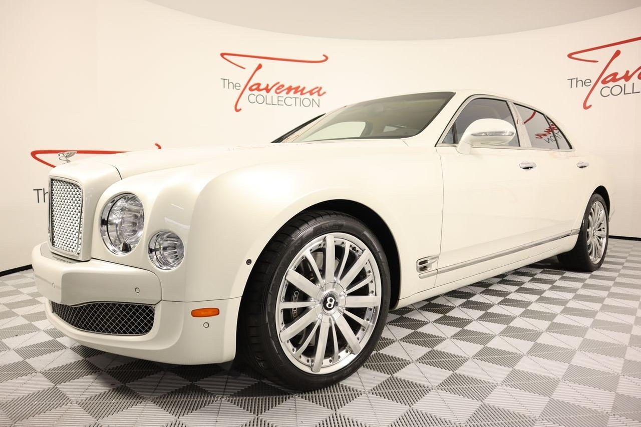 2014 Bentley Mulsanne Sedan 4D