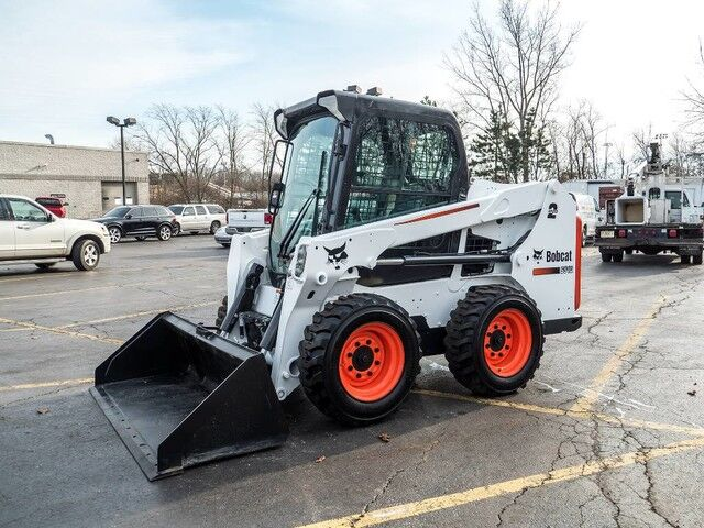 2014_Bobcat_S510_SKID STEER_ Chicago IL