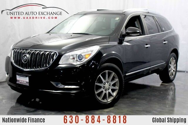 2014 Buick Enclave 3.6L V6 Engine AWD w/ Sunroof, Navigation, Bluetooth Connectivity, Front and Rear Parking Aid with Rear View Camera, Bose Premium Sound System Addison IL