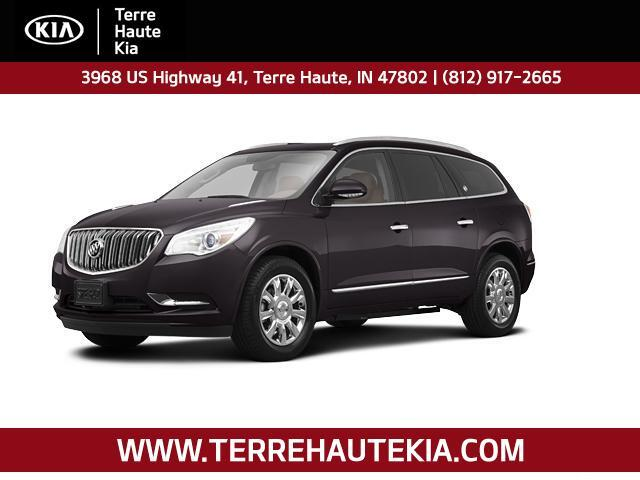 2014 Buick Enclave AWD 4dr Leather Terre Haute IN