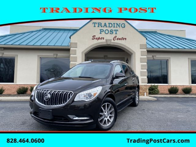 2014_Buick_Enclave_Leather_ Conover NC
