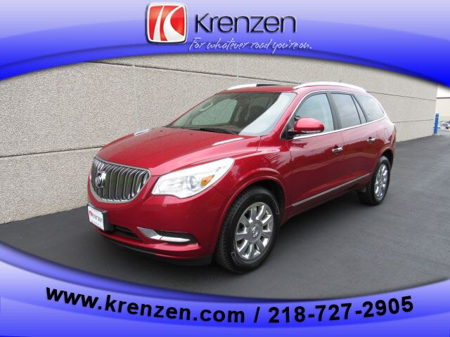 2014 Buick Enclave Leather Duluth MN