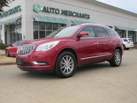 2014 Buick Enclave Leather FWD 3.6L, 6 CYLINDER, AUTOMATIC, LEATHER SEATS, SATELLITE RADIO, REMOTE ENGINE START Plano TX
