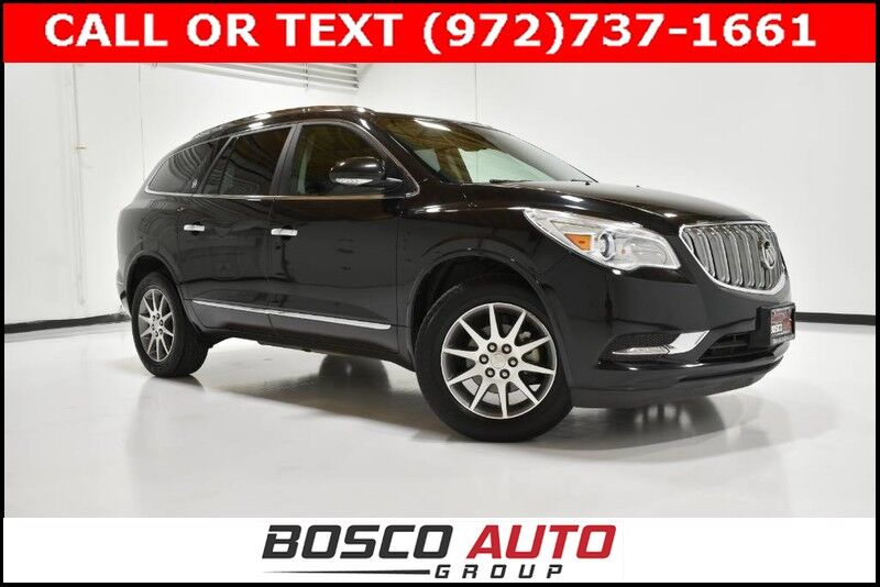 2014 Buick Enclave Leather Flower Mound TX