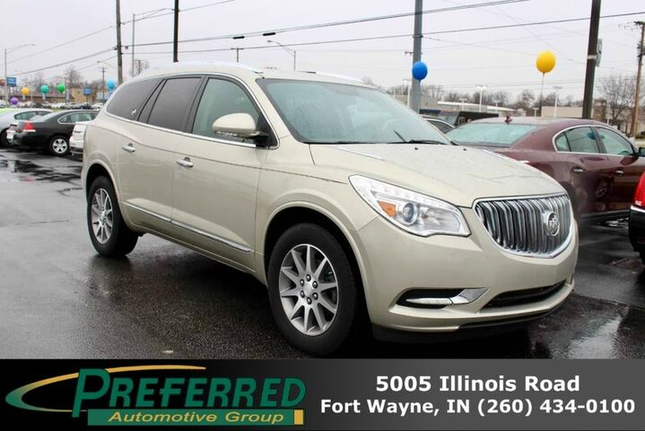 2014 Buick Enclave Leather Fort Wayne Auburn and Kendallville IN