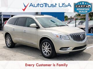 Buick Enclave Leather Group 2014
