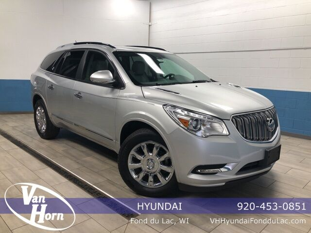 2014 Buick Enclave Leather Group Plymouth WI