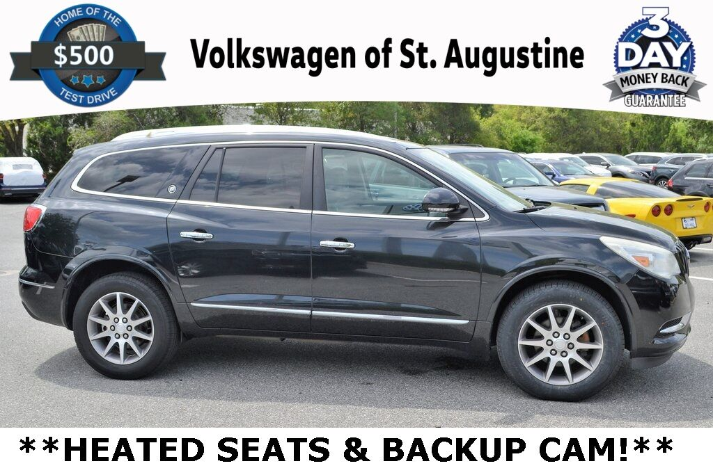 2014 Buick Enclave Leather Group St. Augustine FL