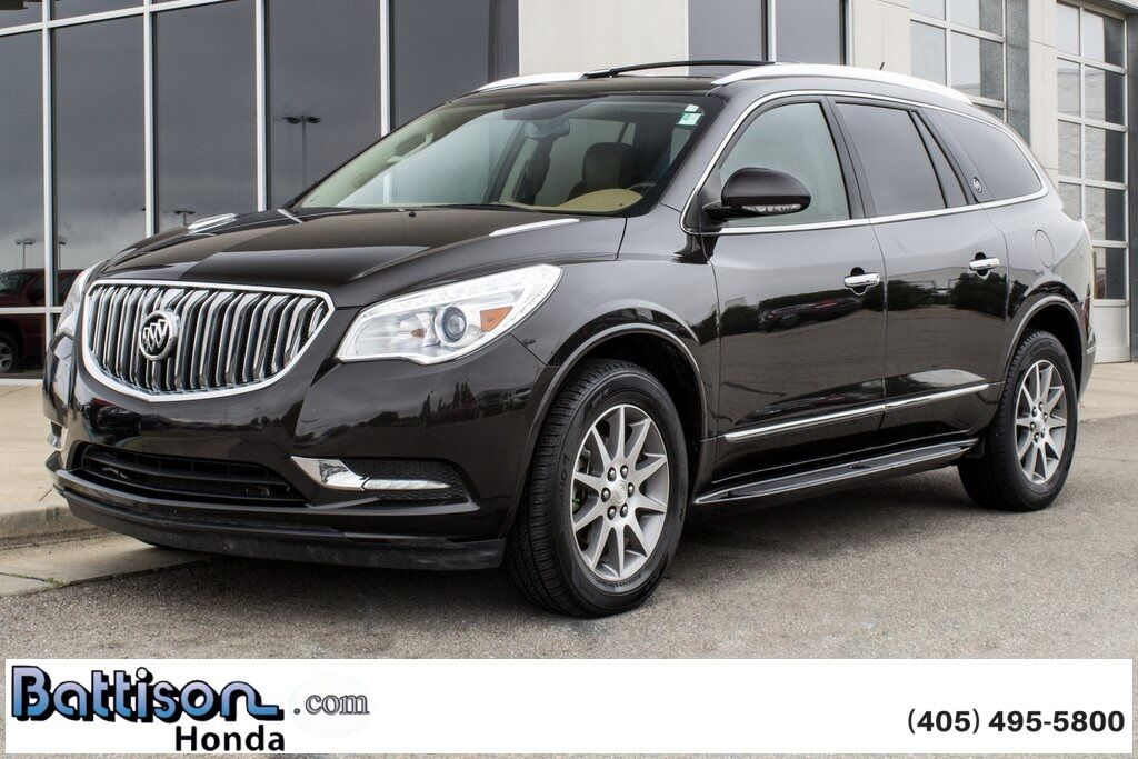 2014_Buick_Enclave_Leather Group_ Oklahoma City OK