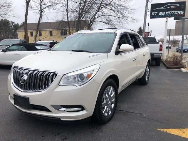 2014 Buick Enclave Leather North Reading MA