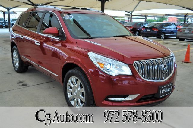 2014 Buick Enclave Leather Plano TX