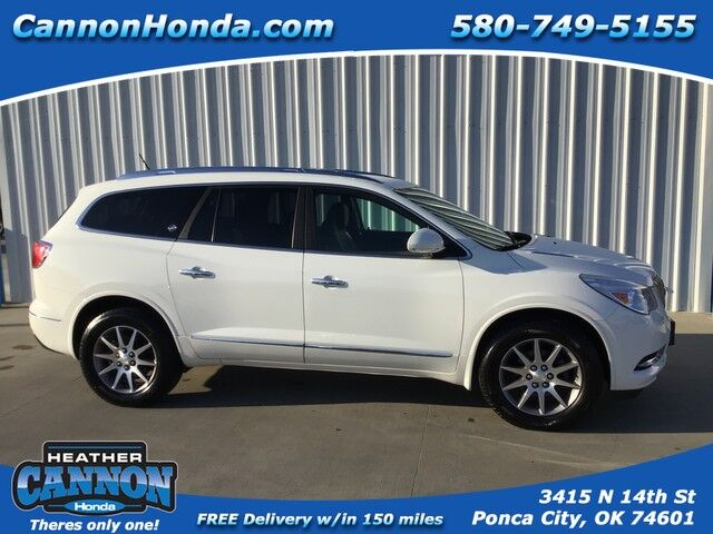 2014 Buick Enclave Leather Ponca City OK