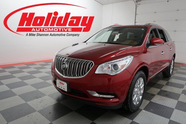 Vehicle Details 2014 Buick Enclave At Holiday Automotive