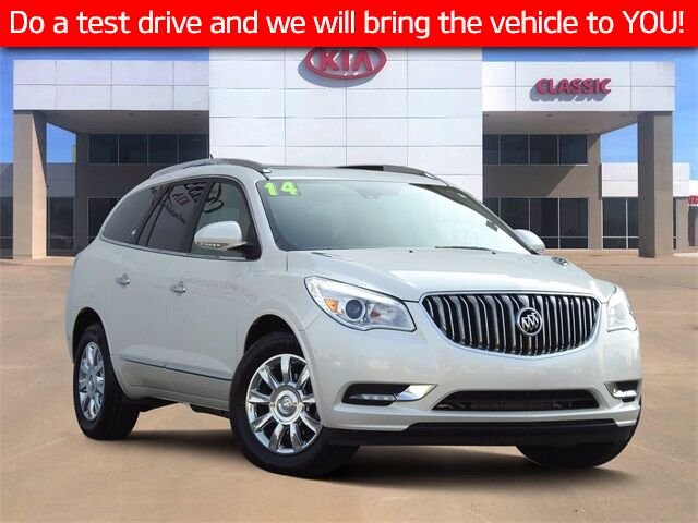 Used Buick Enclave Carrollton Tx