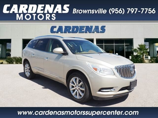 2014 Buick Enclave Premium Group Harlingen TX