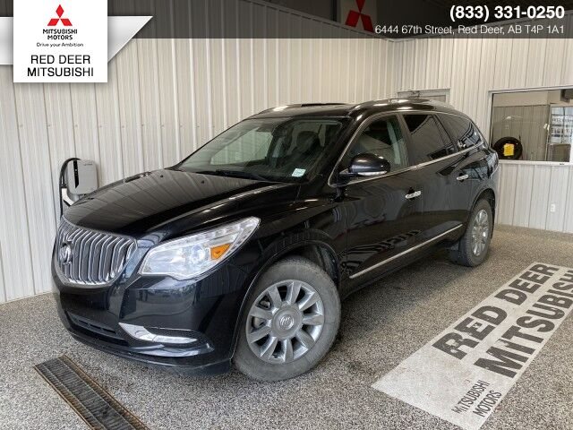 2014 Buick Enclave Premium Red Deer County AB