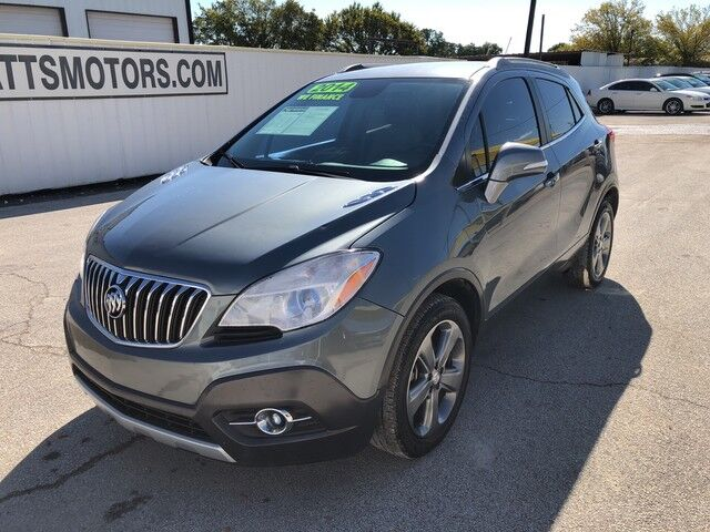 2014 Buick Encore Convenience Gainesville TX