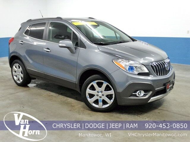 2014 Buick Encore Convenience Plymouth WI