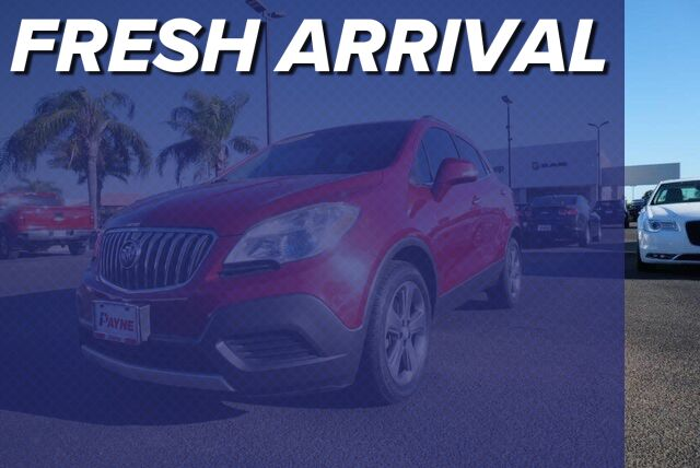 2014 Buick Encore FWD 4DR Brownsville TX