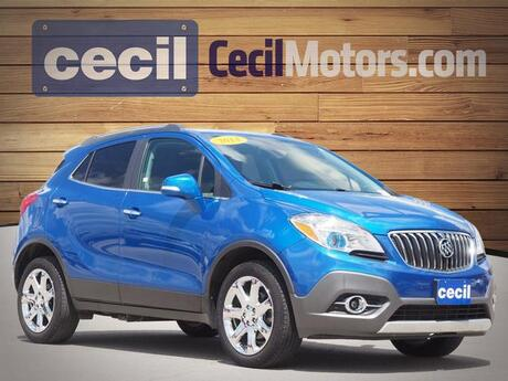 2014 Buick Encore Leather  TX