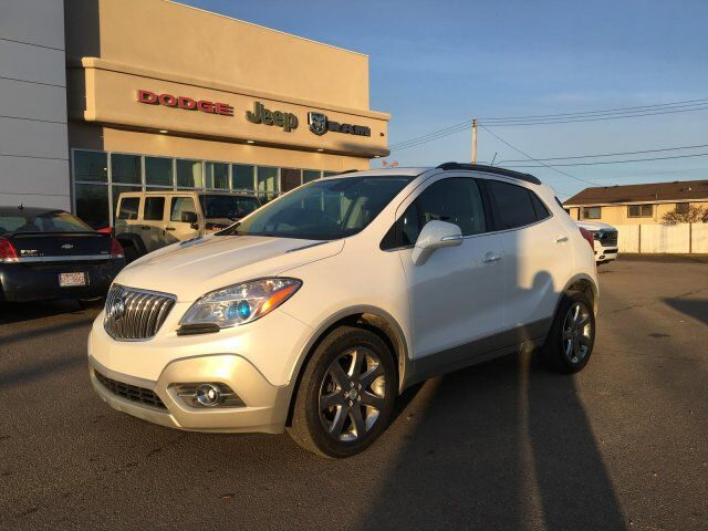 2014 Buick Encore Leather AWD Price Drop Redwater AB
