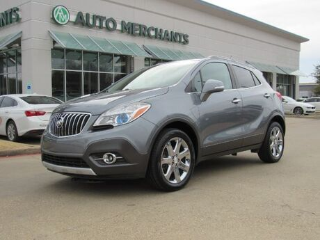 2014 Buick Encore Leather FWD  NAVIGATION, SUNROOF, HEATED SEATS, BLIND SPOT MONITOR, BACK-UP CAMERA Plano TX