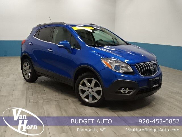 2014 Buick Encore Leather Plymouth WI
