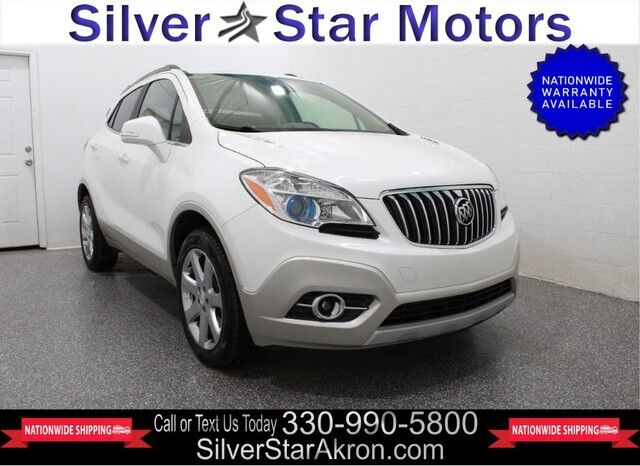 2014 Buick Encore Leather Tallmadge OH