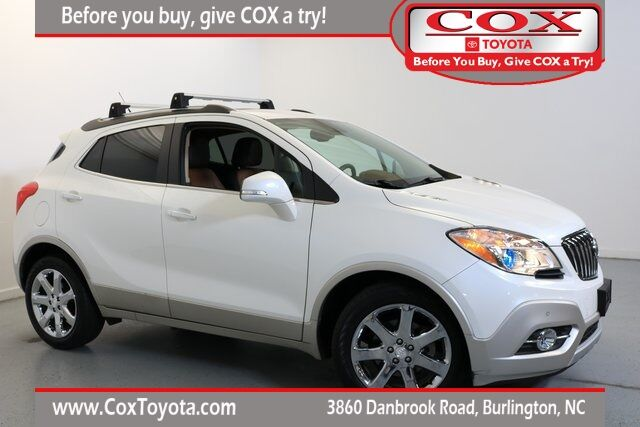 2014 Buick Encore Premium Burlington NC