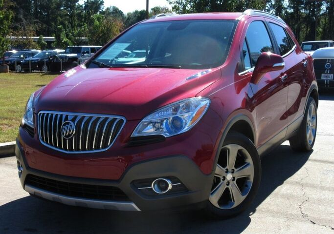 2014 Buick Encore w/ BACK UP CAMERA & LEATHER SEATS Lilburn GA