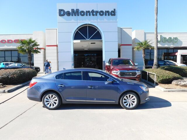 2014 Buick LaCrosse 4dr Sdn Leather FWD Conroe TX