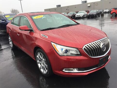 2014_Buick_LaCrosse_4dr Sdn Leather FWD_ Evansville IN