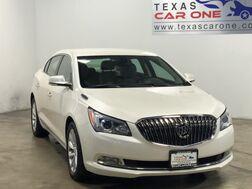2014_Buick_LaCrosse_AUTOMATIC LEATHER HEATED SEATS REAR CAMERA BLUETOOTH KEYLESS START_ Carrollton TX