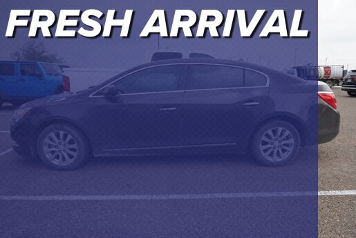 2014 Buick LaCrosse Base Brownsville TX