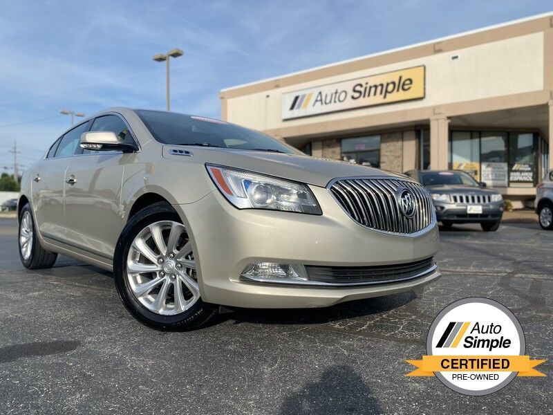 2014 Buick LaCrosse Leather Chattanooga TN