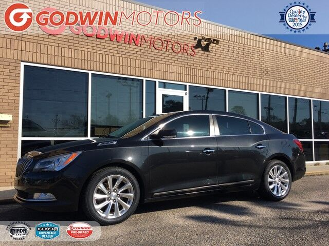 2014 Buick LaCrosse Leather Columbia SC