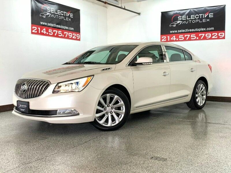 2014 Buick LaCrosse Leather FWD, NAV, LEATHER SEATS, BOSE Carrollton TX