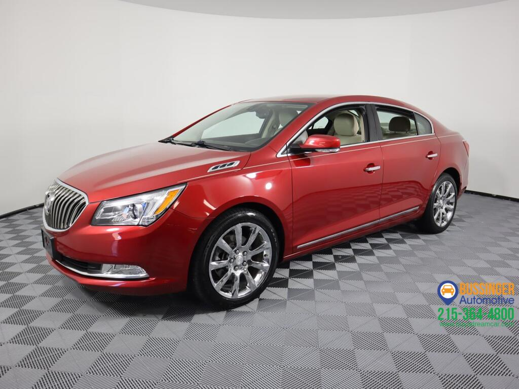 2014 Buick LaCrosse Leather Feasterville PA
